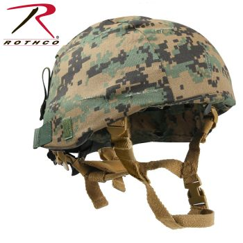 Rothco Chin Strap For Mich Helmet-Rothco