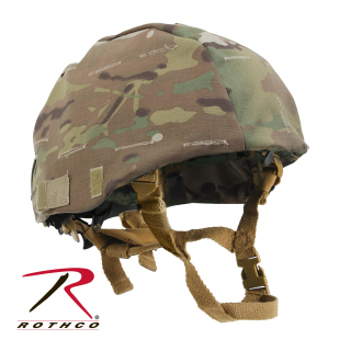Rothco G.I. Type Camouflage MICH Helmet Covers-Rothco