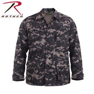 Rothco Digital Camo BDU Shirts-Rothco