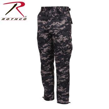 Rothco Digital Camo Tactical BDU Pants-Rothco