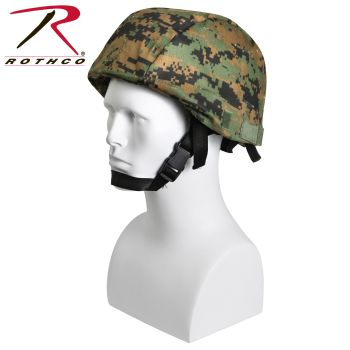 Rothco G.I. Type Camouflage MICH Helmet Covers-