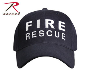 ''fire Rescue'' Low Profile Cap