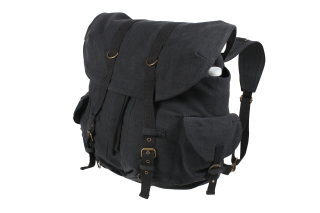 Rothco Vintage Weekender Canvas Backpack-Rothco