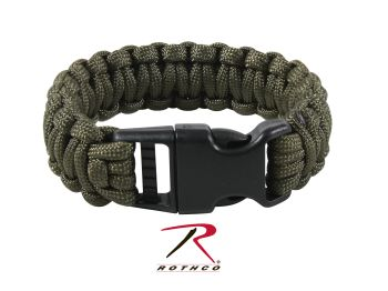 Rothco Deluxe Paracord Bracelets-Rothco