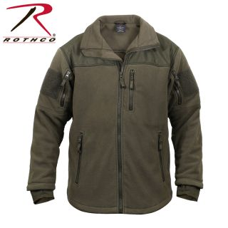 Rothco Spec Ops Tactical Fleece Jacket-