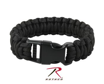 966_Rothco Deluxe Paracord Bracelets-Rothco