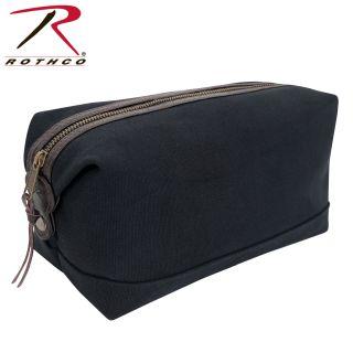 Rothco Canvas & Leather Travel Kit-Rothco