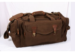 Rothco Canvas Long Weekend Bag-