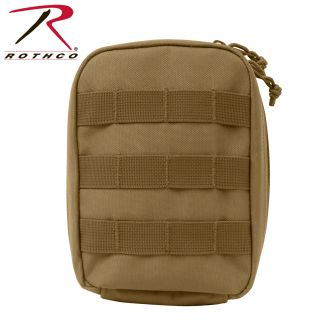 9703_Rothco MOLLE Tactical Trauma & First Aid Kit Pouch-