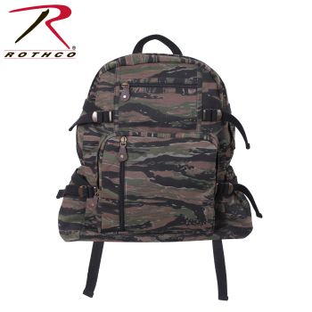 Rothco Jumbo Vintage Canvas Backpack-
