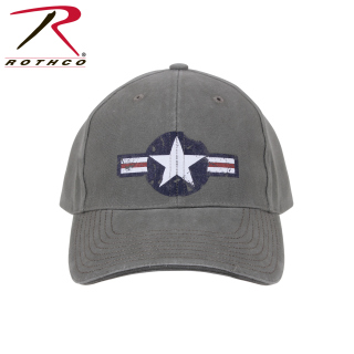 9714_Rothco Vintage Air Corps Logo Low Profile Cap-