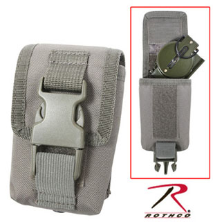 Rothco MOLLE Foilage Strobe-GPS-Compass Pouch-