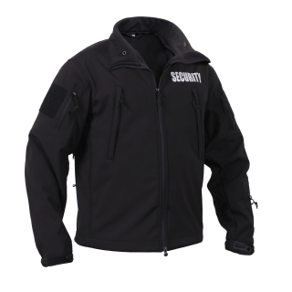 Rothco Special Ops Soft Shell Security Jacket-334851-Rothco