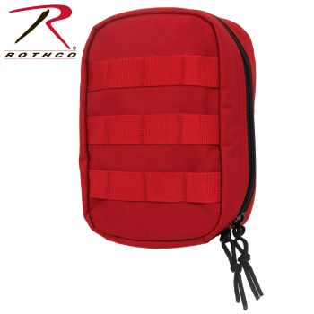 Rothco MOLLE Tactical Trauma & First Aid Kit Pouch-