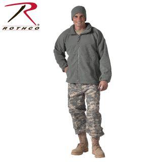 Rothco Military ECWCS Polar Fleece Jacket/Liner-
