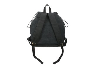 Rothco Vintage Canvas Wayfarer Backpack w/ Leather Accents-