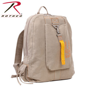 Rothco Vintage Canvas Flight Bag-