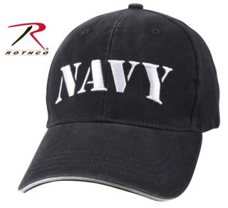Rothco Vintage Navy Low Profile Cap-Rothco