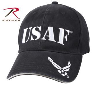 9886_Rothco Vintage USAF Low Profile Cap-