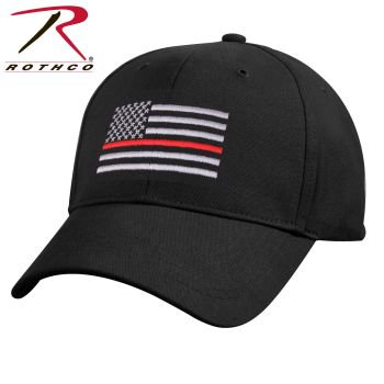 Rothco Thin Red Line Flag Low Profile Cap-