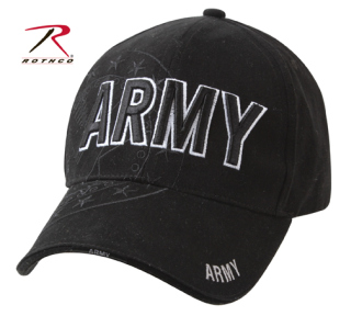 Rothco Deluxe Low Pro Shadow Cap / Army Eagle-