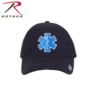 Deluxe Star of Life Low Profile Cap-