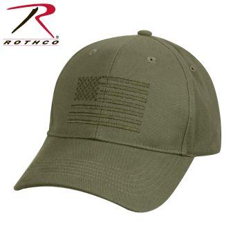 Rothco U.S. Flag Low Profile Cap-