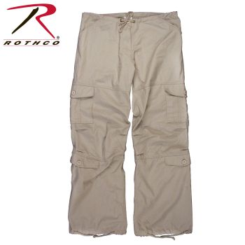 Rothco Womens Vintage Paratrooper Fatigue Pants-Rothco