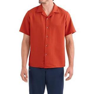 Short Sleeve Ripstop Shirt (1384)-Chefwear