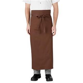 Wide-Tie Chef Apron w/o pocket