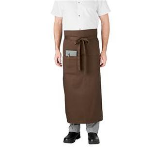 Wide-Tie Chef Apron w/ pocket-Chefwear