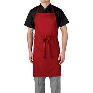 Organic Bib Chef Apron-Chefwear