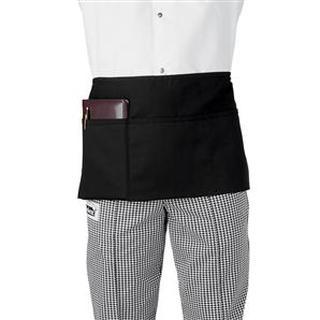 Three-Pocket Server Apron (Three-Star)-Chefwear