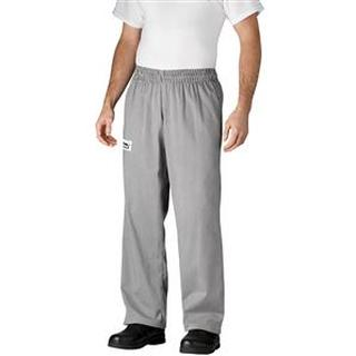 Low Rise Boot Cut Chef Pants-Chefwear