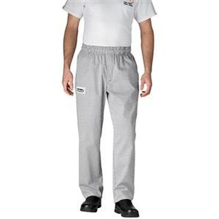 Traditional-Cut Chef Pants (Four-Star)-Chefwear