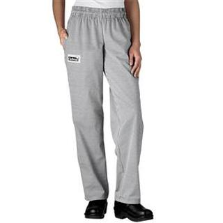 Women's Low Rise Chef Pants (Four-Star)
