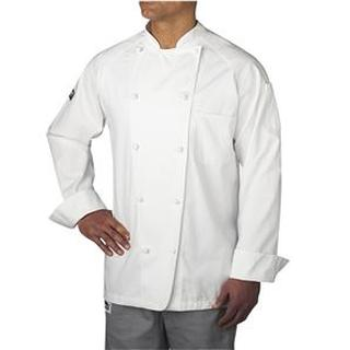 Raglan Sleeve Chef Jacket (Five-Star)