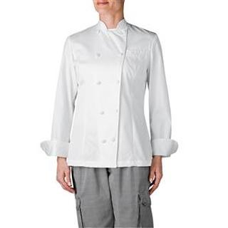 Womens Executive Tall Chef Jacket (Premier)