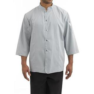 Lightweight Single Breasted Barwear Chef Jacket