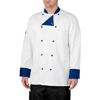 Lined Traditional Chef Jacket (Five-Star)-Chefwear