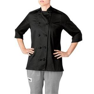 5025 Women's Lightweight Chef Jacket (Five-Star)