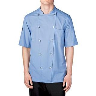Seersucker Chef Jacket (Five-Star)-Chefwear