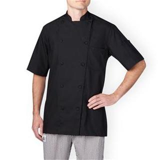 Vented Chef Jacket [four-Star] (5612)-Chefwear