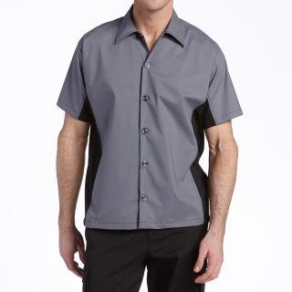Mens Side Mesh Cook Shirt-Chefwear