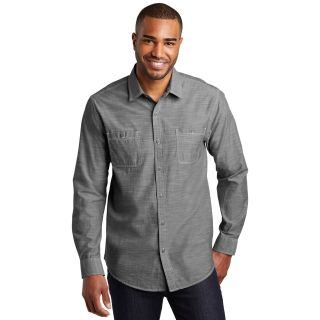 Mens Kitchen Chambray Shirt-