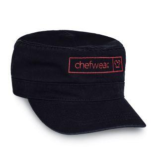 Journeymans Chefwear Logo Cap-Chefwear