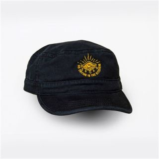 No Crying Journeyman Cap-Chefwear