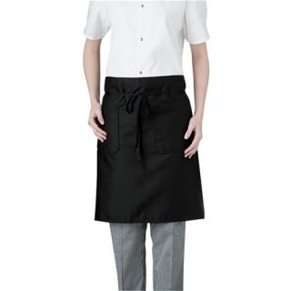 2 Pocket Mid-Length Apron-Chefwear