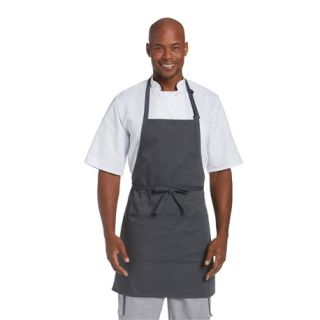 2-Pocket Bib Apron-