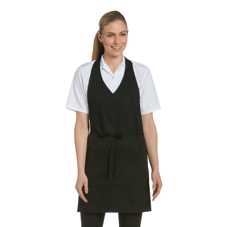 2-Pocket Tuxedo Apron-Chefwear
